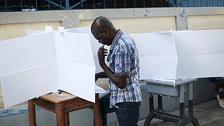 Elections générales quelque peu chaotiques à Haïti