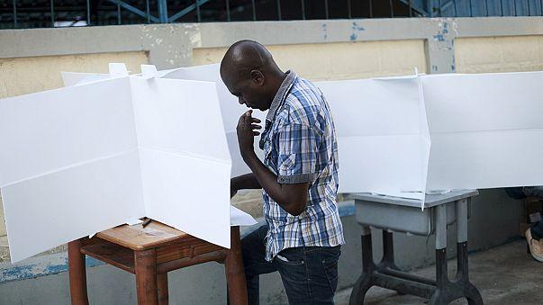 Haiti vai às urnas