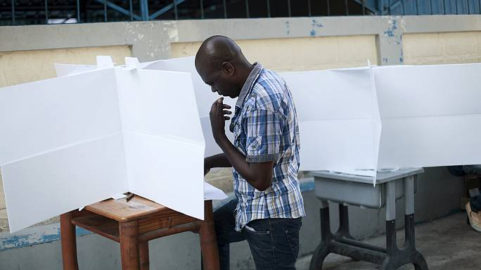 Haiti votes as rampant poverty persists