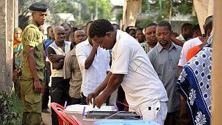 Tanzanya halkı sandık başına gitti