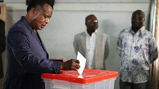 El boicot de la oposición marca el referéndum sobre el tercer mandato del presidente del Congo