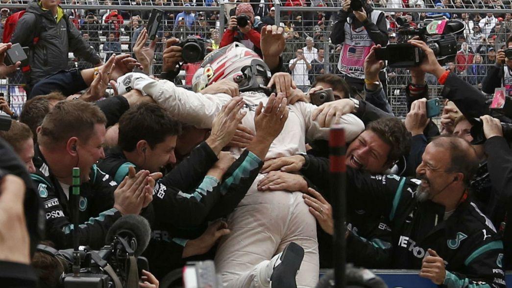 Speed - Hamilton harmadszor világbajnok