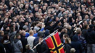 """Organizaciones de izquierda neutralizan una protesta de """"Hooligans contra Salafistas"""" en Colonia"""