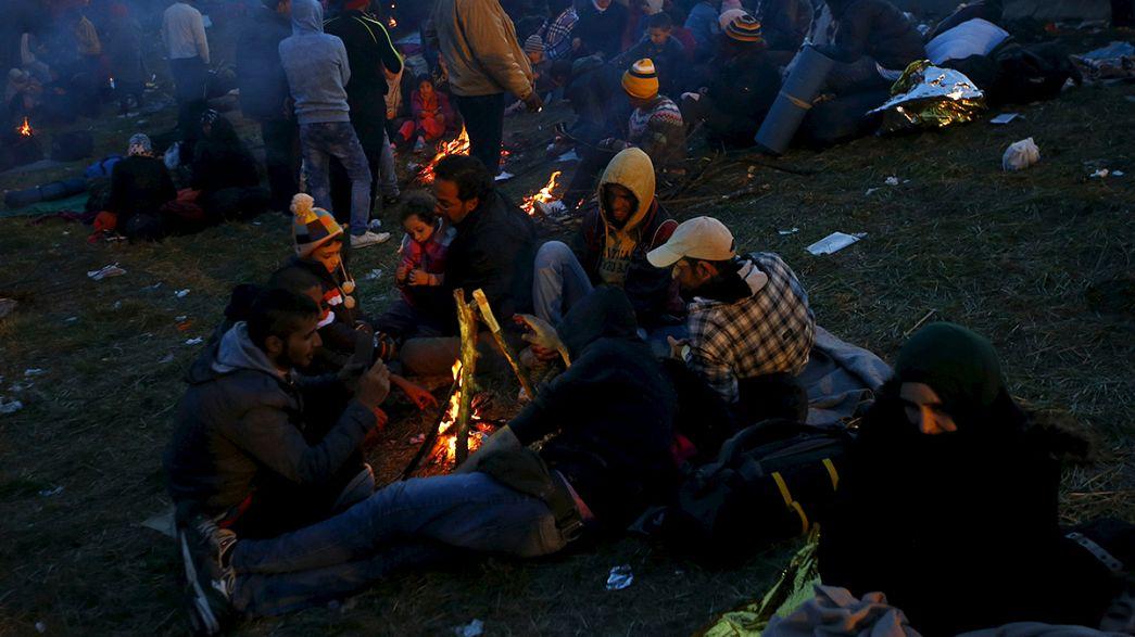 Migrationsgipfel: EU-Staaten beschließen Hilfen für Westbalkanroute