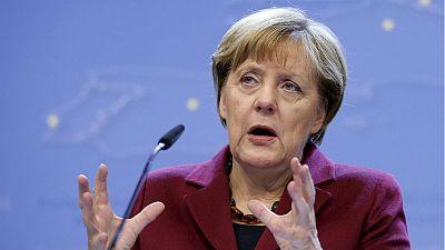 Análisis: solo decide Frau Merkel