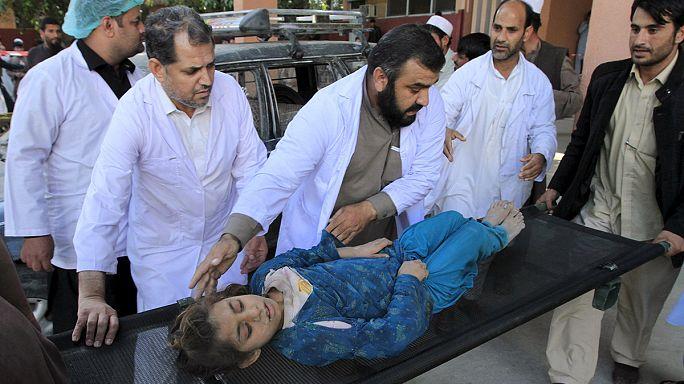 Schweres Erdbeben in Afghanistan und Pakistan