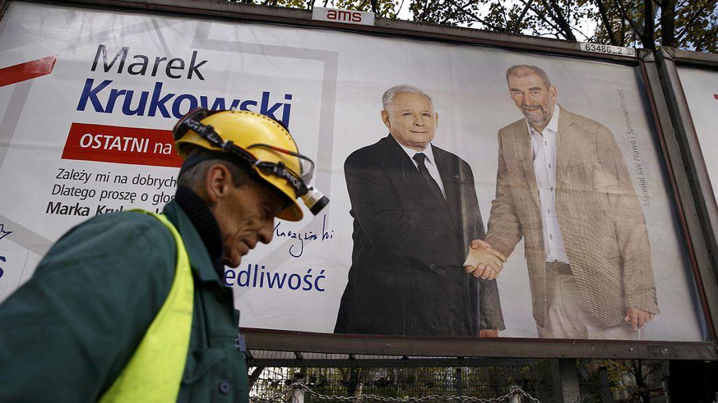 Politiche in Polonia: il paese svolta a destra