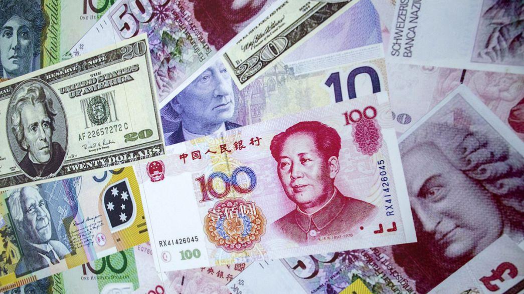 El FMI podría reconocer durante el próximo año el yuan en su cesta de divisas