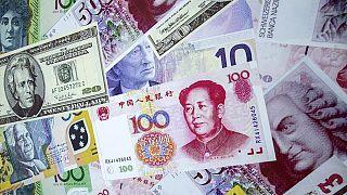 Çin parası rezerv para birimi olmaya yakın
