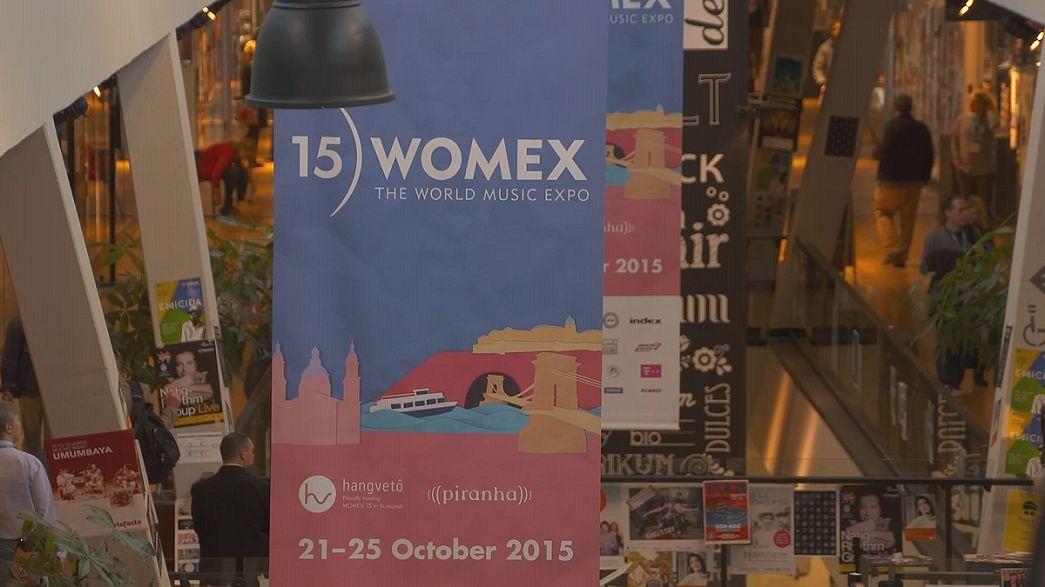 Budapest, sorpresa al Womex: premio eccellenza a produttore iraniano