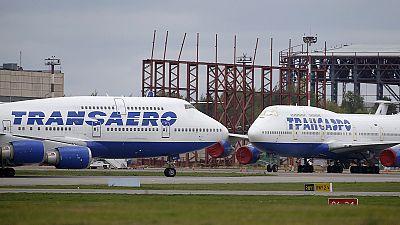 Schulden: Zweitgrößte russische Fluggesellschaft Transaero verliert Lizenz
