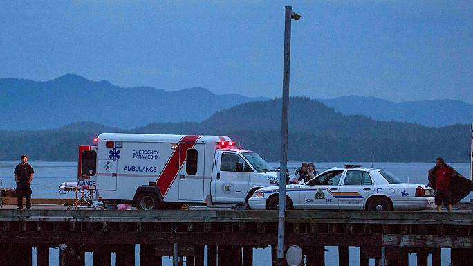 Canadá: naufrágio mata cinco britânicos