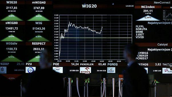 Los bancos polacos temen la política económica del nuevo Gobierno conservador