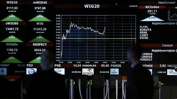 Markets fret over Polish election winners' bank tax plan