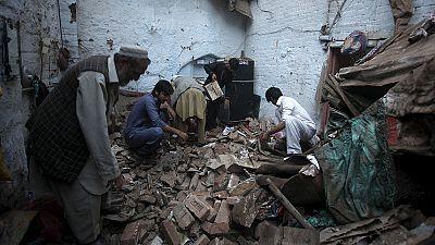 Erdbeben am Hindukusch: Zahl der Opfer steigt laufend