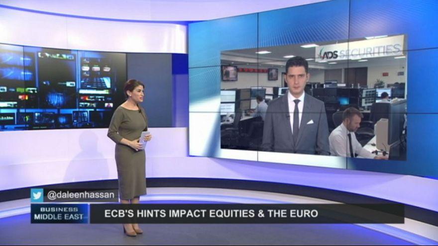 """""""Бизнес на Ближнем Востоке"""": реакция рынков на заседание ЕЦБ и глобальный центр в Абу-Даби"""