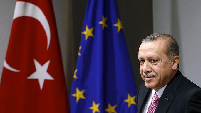 أزمة اللاجئين مفتاح تركيا للاتحاد الاوروبي