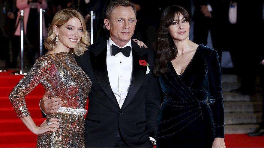 """James Bond """"Spectre"""" ile tekrar beyaz perdede"""