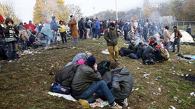 Refugiados: Eslovénia e Croácia temem Inverno