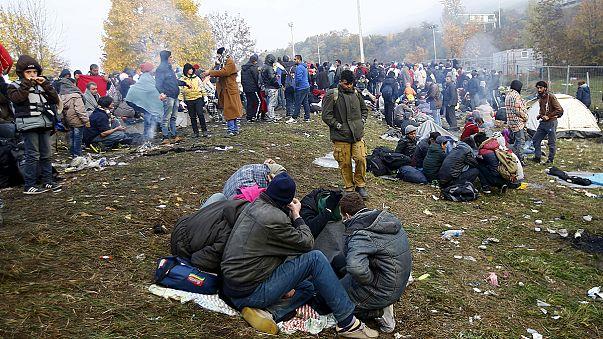 Crisis migratoria: La UE se moviliza ante la cercanía del invierno en los Balcanes