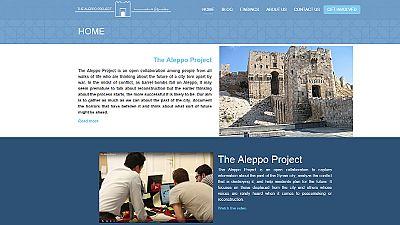"""""""Projeto Alepo"""" estuda melhor forma de reconstruir Síria"""
