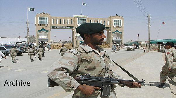 هفت سرباز پاکستانی در مرز با افغانستان کشته شدند