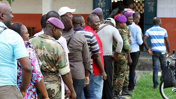 همه پرسی در کنگو برگزار شد، تداوم ریاست جمهوری دنیس ساسو نگسو