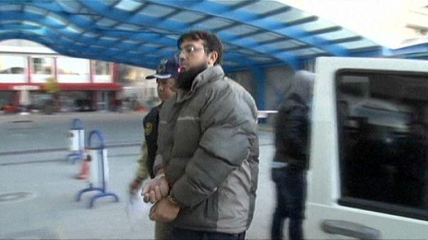 عملیات پلیس ترکیه در قونیه