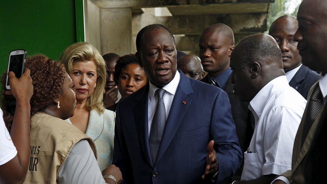 Elefántcsontpart elnöke: Ouattara