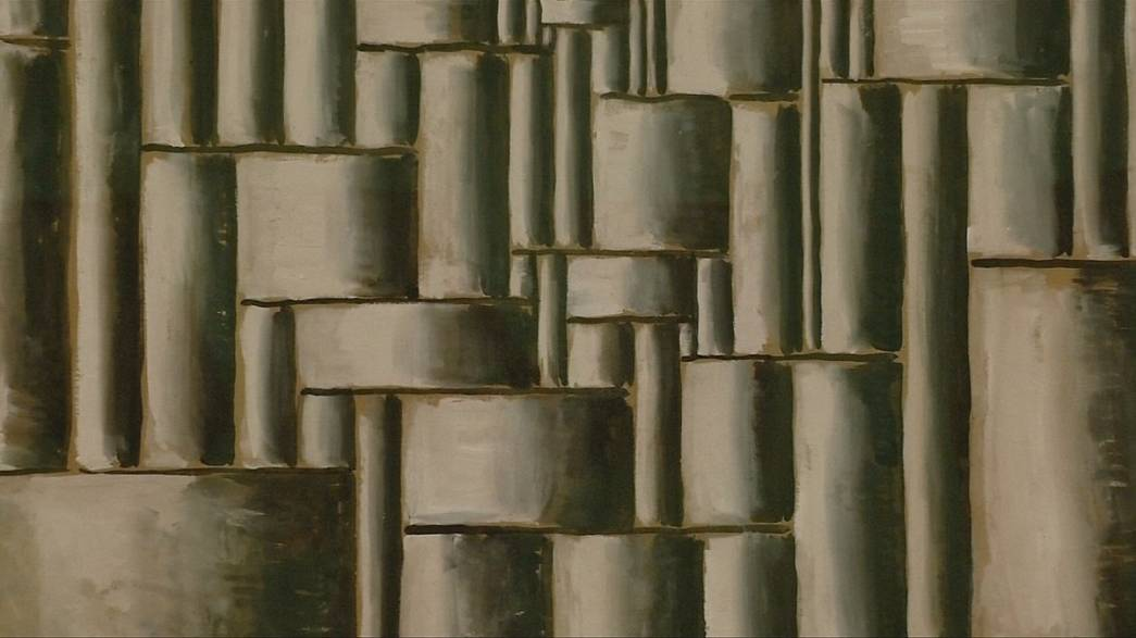 Retrospektive: Joaquín Torres García  im New Yorker MOMA