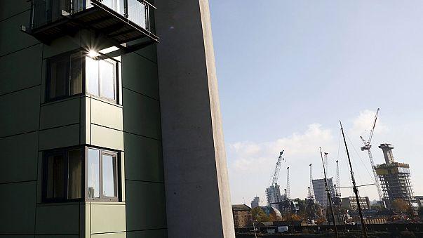 Britisches Wirschaftswachstum legt Verschnaufpause ein