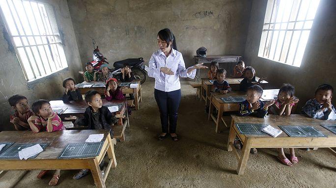 """الصين : تدني معدل الخصوبة يدفع بالسلطات إلى إعادة النظر في سياسة """"الطفل الواحد"""""""
