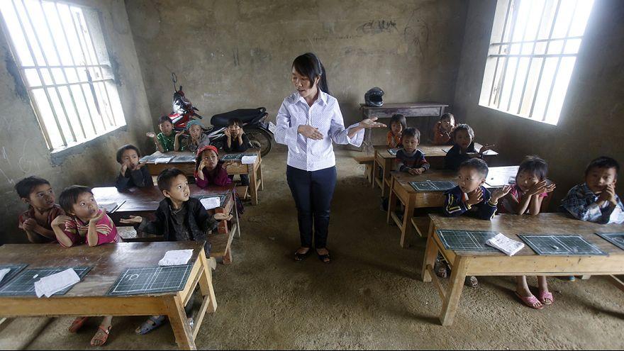 China estudia la posibilidad de que las parejas puedan tener dos hijos, no solo uno