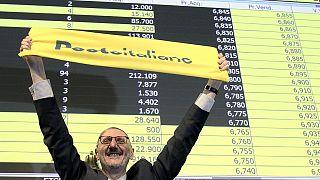 Eher kühler Börsen-Empfang für Italiens Post
