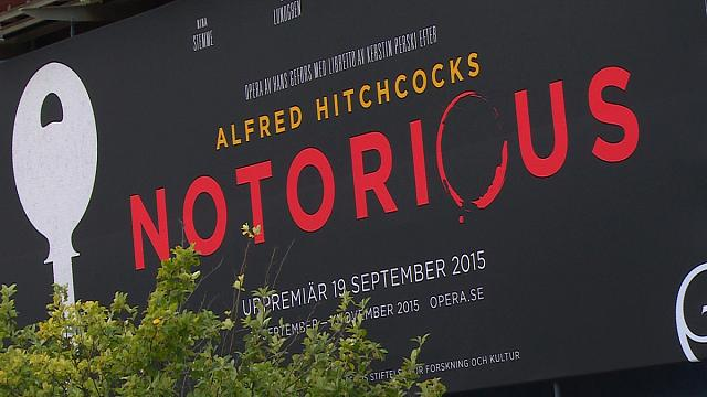 «Notorious» προς τιμήν της Μπέργκμαν από την όπερα του Γκέτεμποργκ