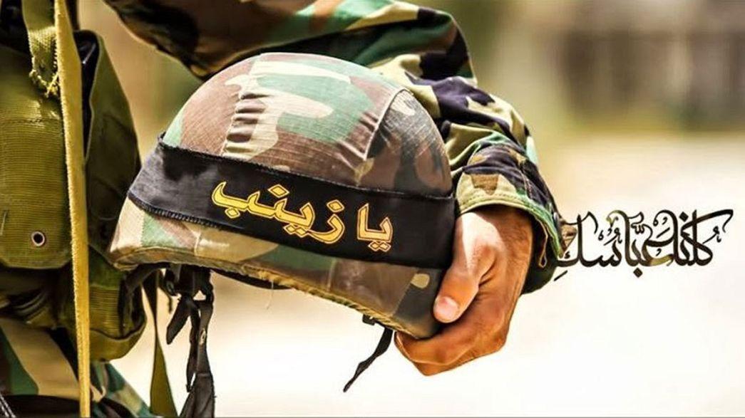 Quem são os afegãos que morrem pelo Irão na Síria?