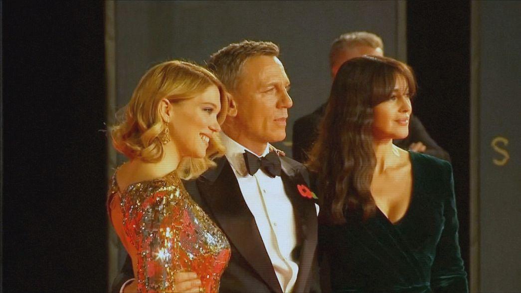 Novo filme da saga James Bond chega às salas de cinema a 6 de novembro