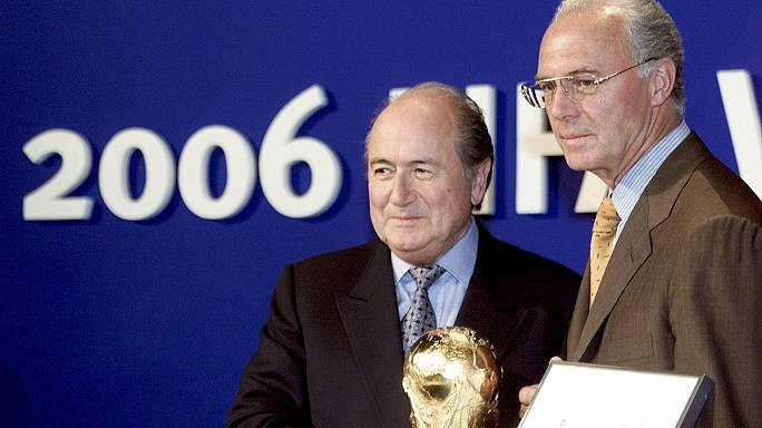 "Franz Beckenbauer admet ""une erreur"""