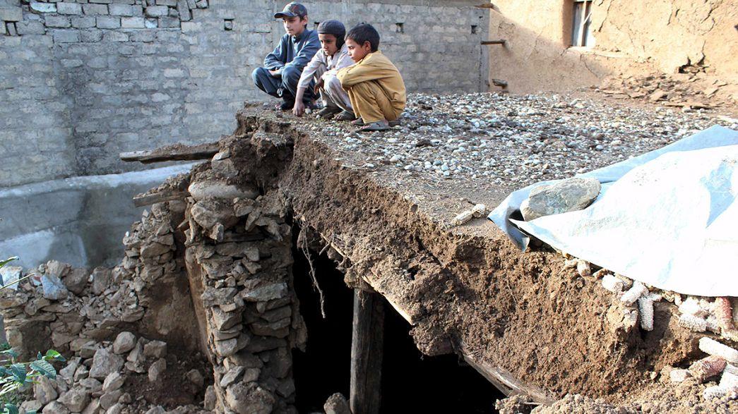 Erdbeben am Hindukusch: Mehr als 400 bestätigte Tote