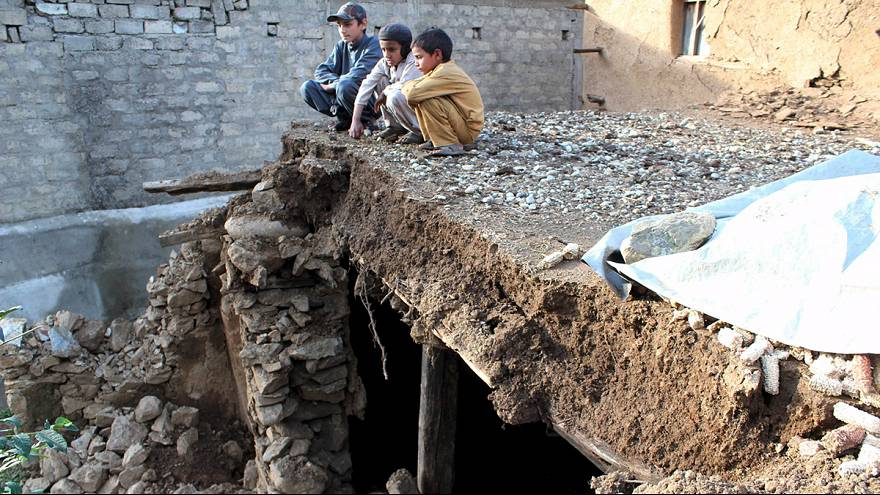 Fears of unreported deaths in remote earthquake-hit areas of Afghanistan and Pakistan
