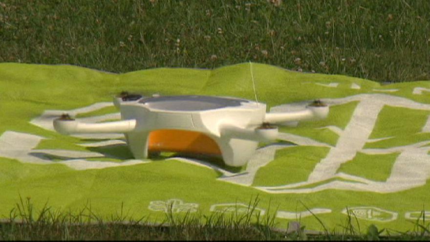 Walmart pide permiso en EEUU para probar drones para entregas comerciales