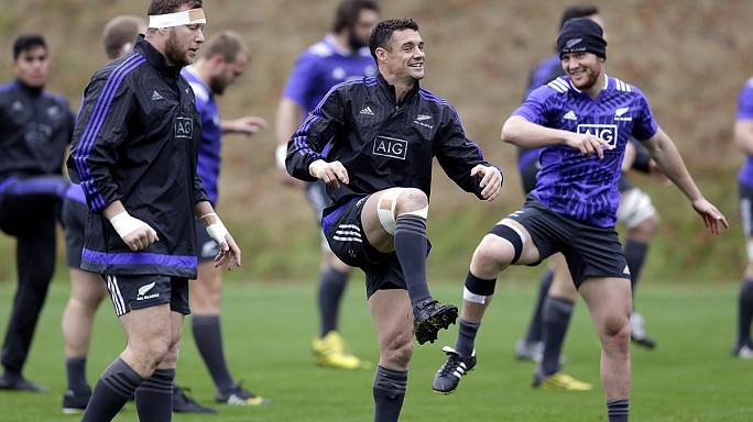 All Blacks rekor peşinde