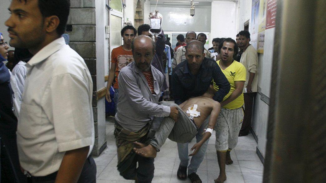 Yemen: bombardato ospedale di MSF a Saada