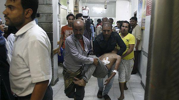 """В Йемене в результате авиаударов разрушена больница """"Врачей без границ"""""""