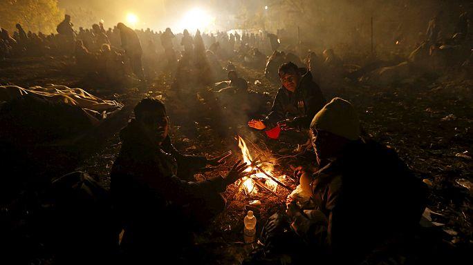 """Австрия воздвигает """"технический барьер"""" для контроля за потоком мигрантов"""