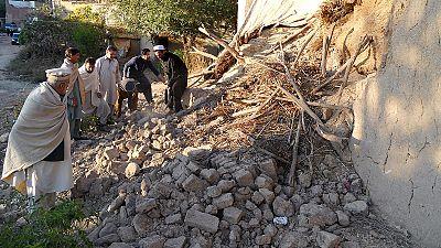 Hindukusch-Beben: Suche nach Überlebenden geht weiter