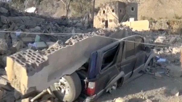 """Krankenhaus von """"Ärzte ohne Grenzen"""" in Jemen bei Luftangriffen zerstört"""