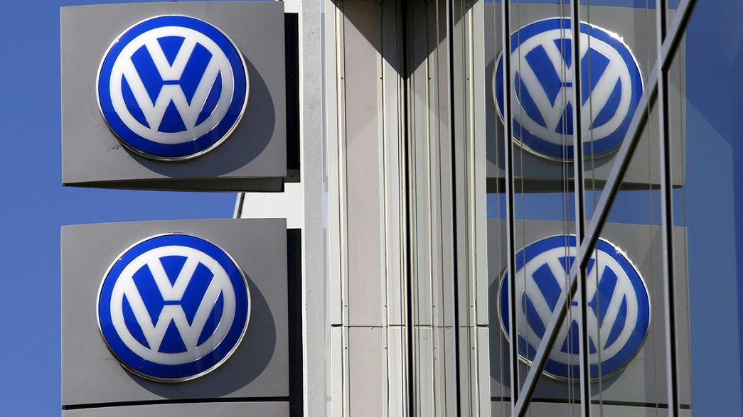 VW: Milliarden-Verlust wegen Abgas-Fälscherei