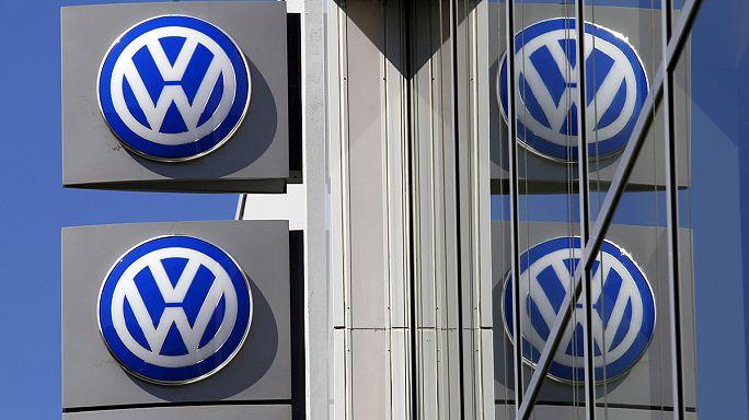 Volkswagen dans le rouge, après le scandale des faux tests antipollution