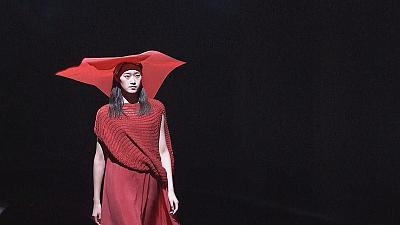 Young Chinese fashion talents